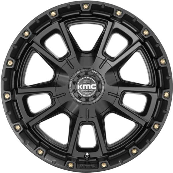 KM100 SYNC – SATIN BLACK