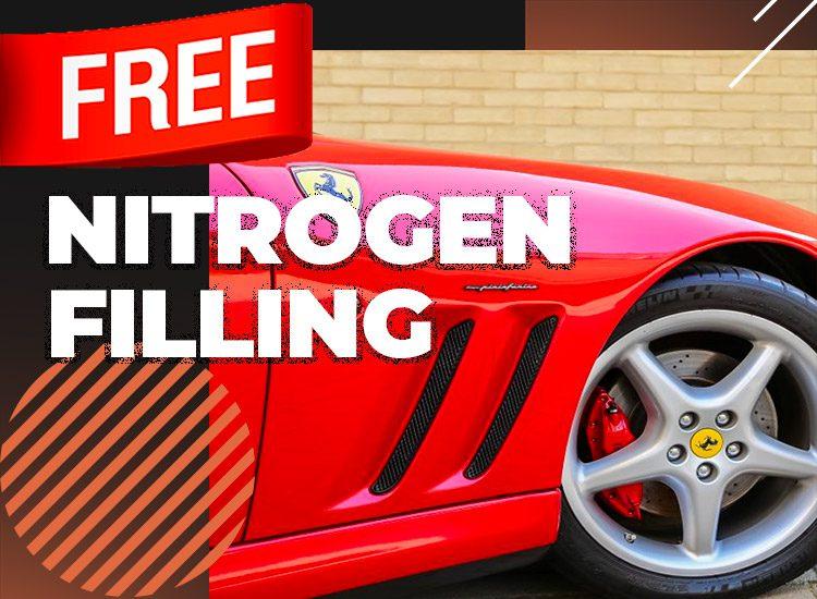 Nitrogen Filling