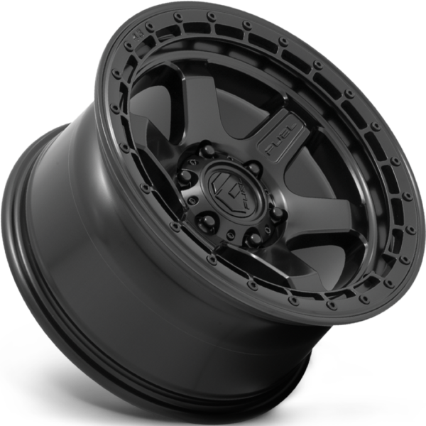 D750 BLOCK – MATTE BLACK