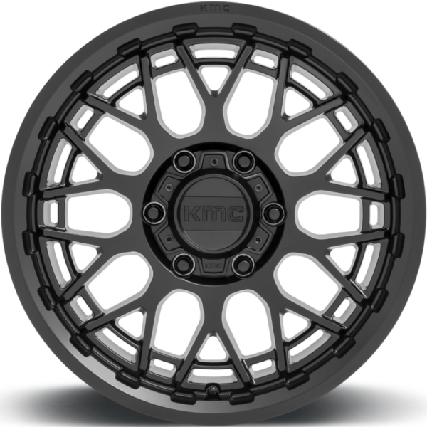 KM722 TECHNIC – SATIN BLACK C